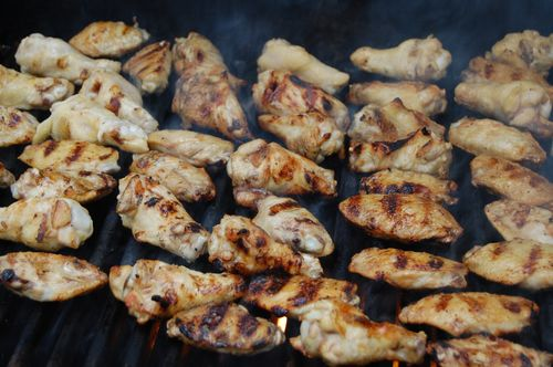 Chicken wings and more 415